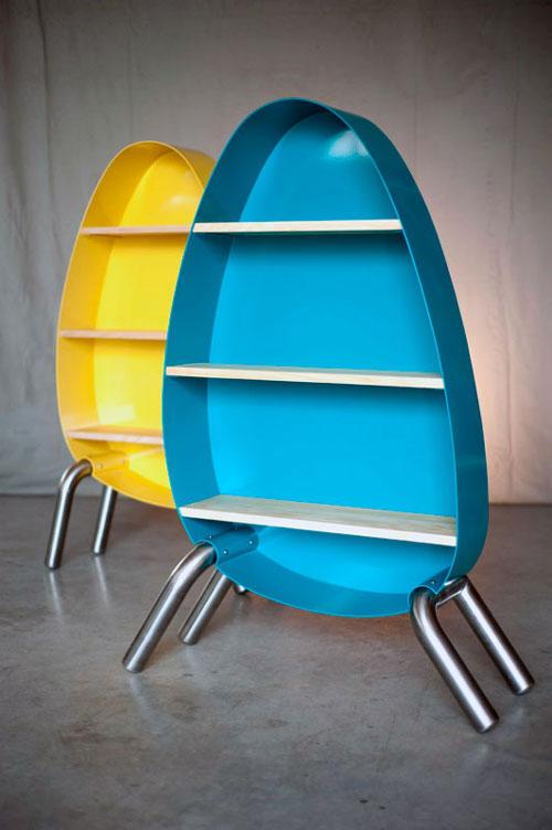 étagère egg